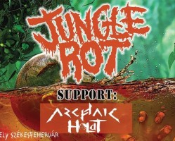 Jungle Rot (USA), Archaic, HOLdT