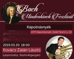Bach Mindenkinek Fesztivál a Halász-kastélyban