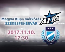 Alba Fehérvár KC - MTK Budapest