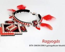 Bita- Simon Erika gyöngyékszer-készítő kiállítása