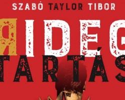 Ember elleni munkák: Szabó Taylor Tibor Ridegtartás című posztumusz kötetének bemutatója