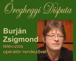 Disputa Burján Zsigmonddal
