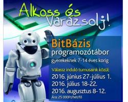BITBÁZIS Programozó tábor