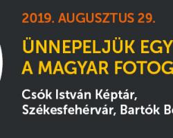 Ünnepeljük együtt a Magyar Fotográfia Napját!