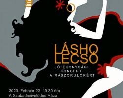 Lácho Lecsó jótékonysági koncert