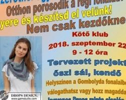 Furfangos Kezek Kötő Klub