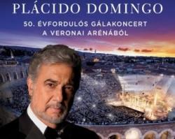 Plácido Domingo – 50. évfordulós gálakoncert a Veronai Arénából