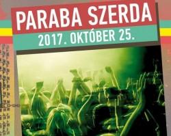 Paraba szerda a Petőfiben