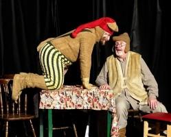 Pettson Karácsonya - A Szabad Színház előadása