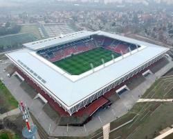 Stadiontúra a MOL Aréna Sóstón