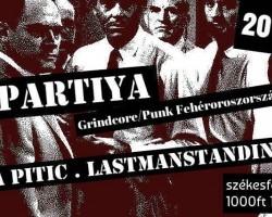 Agyampokla Parádé vol. 18. - Partiya, Garga Pitic, Lastmanstanding, Djtalov Incidens