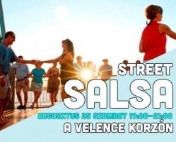 Szezonzáró Azucar street salsa