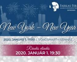 New York - New Year - Ráadás előadás