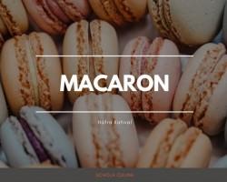 Macaron készítés Háfra Katival