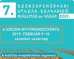 Székesfehérvári Utazás Szabadidő Kiállítás és Vásár