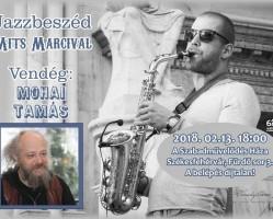 Jazzbeszéd Mits Marcival