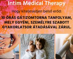 Intim medical therapy - gátizomtorna tanfolyam az intim egészségért