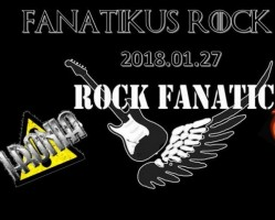 Fanatikus Rock Party: Rock Fanatic, IRONia, Basemen