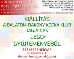 LEGO Kiállítás