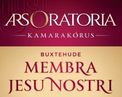 Buxtehude - Membra Jesu nostri