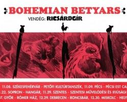 Bohemian Betyars / Ricsárdgír