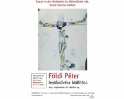 Földi Péter festőművész kiállítása