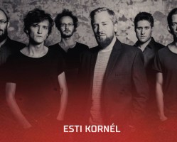 Esti Kornél - Lemezbemutató