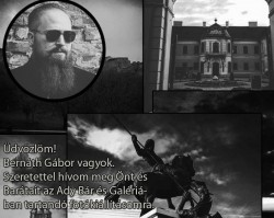 Bernáth Gábor Fotókiállítása