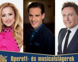 Operett- és musicalslágerek // Székesfehérvári Királyi Napok