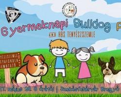 Gyermeknapi Bulldog Party