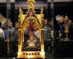 Búcsú a szentektől - A szentek titka kiállítás záróakkordja