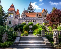 Romantikus Vártúra - Kisvonatos Bory-Vár Látogatás