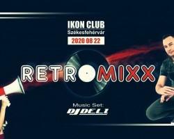 RetroMixx - Dj Deli