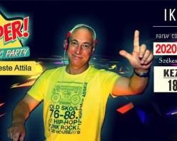 Super Classic Party ★ Dj Nyeste Attila ★ 09.26