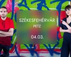 Kóbor Zsóka és Polgár Patrik