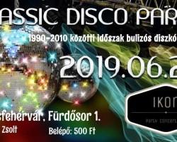 Klasszik discó 90-00-10
