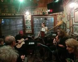 Még egy kört! Gypsy Jazz Trió koncertje