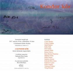 Kondor kör kiállítás