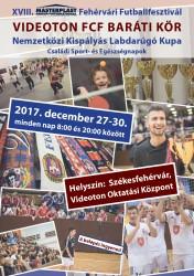 XVIII. Fehérvári Futballfesztivál