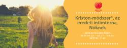Kriston Intim Torna®️ Nőknek Alaptanfolyam