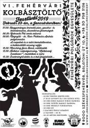 VI. Fehérvári Kolbásztöltő Fesztivál
