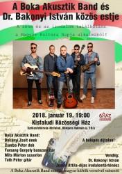 Boka Akusztika Band & Dr. Bakonyi István