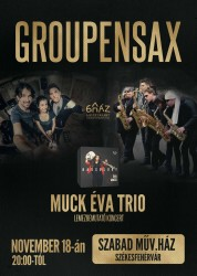 Groupensax koncert