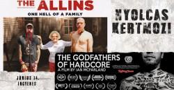 Nyolcas Kertmozi: The Allins, The Godfathers of Hardcore