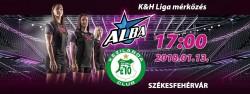Alba Fehérvár KC - Győri Audi ETO KC
