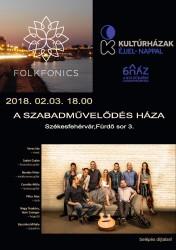 Folkfonics koncert