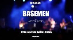 Basemen & Wasted Beers