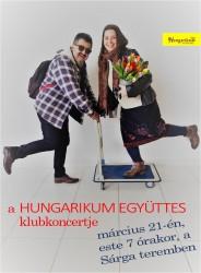 Hungarikum klubkoncert