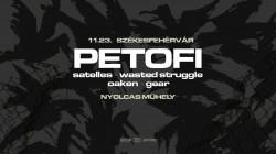 Petofi x Satelles x Wasted Struggle x Oaken x Gear