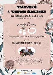 Nyárváró a Fehérvári Skanzenben